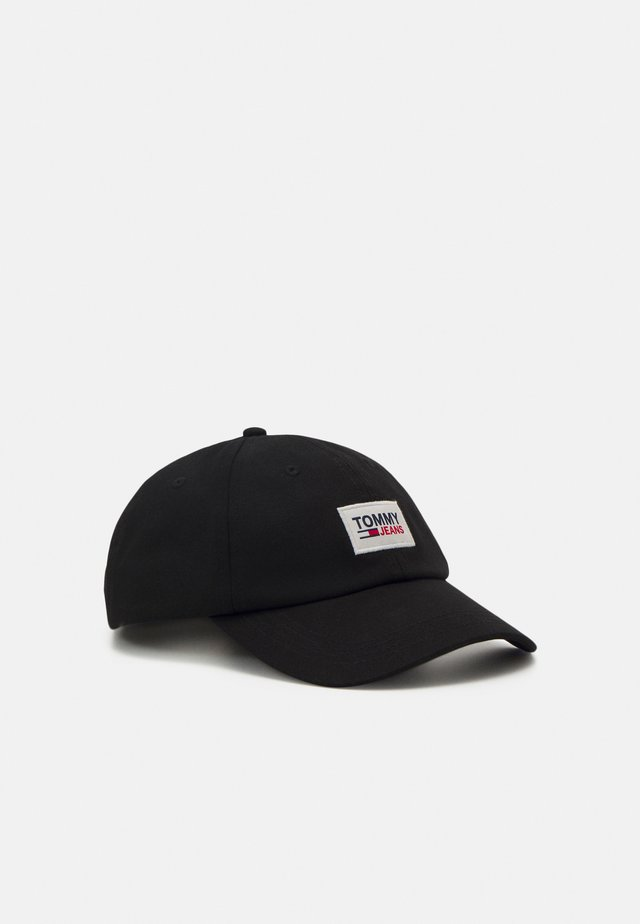 PATCH UNISEX - Cappellino - black