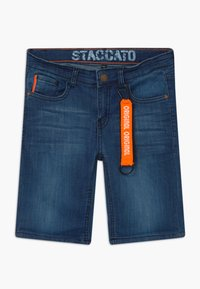 Staccato - BERMUDAS TEENAGER - Shorts di jeans - blue denim - 0