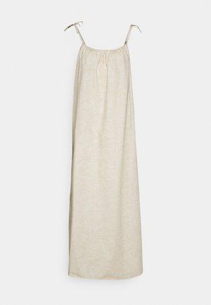 ELSA DRESS - Denní šaty - white