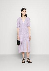 Monki - REESE DRESS - Day dress - lilac - 1