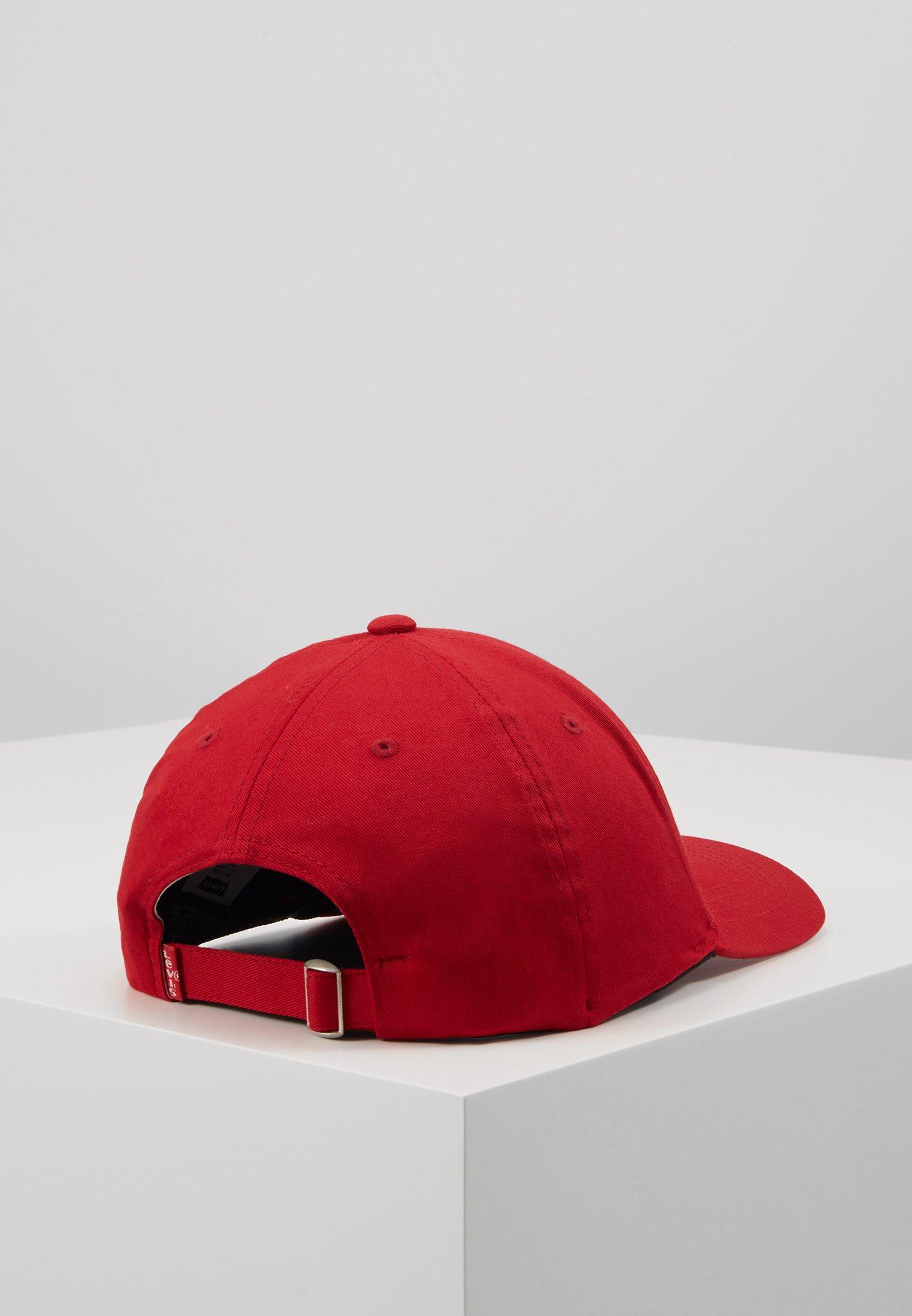 Levi's® Mid Batwing Flexfit - Cap Regular Red/rot