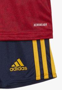 adidas Performance - SPAIN FEF HOME JERSEY MINI - Equipación de selecciones - victory red - 3