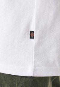 Dickies - RUSTON TEE - Print T-shirt - white - 5
