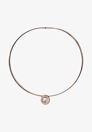 KETTE COMA - Collar - rose gold-coloured