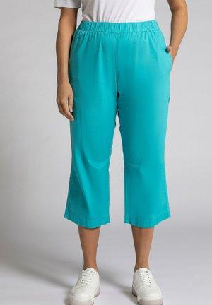 Trousers - tiefes aqua