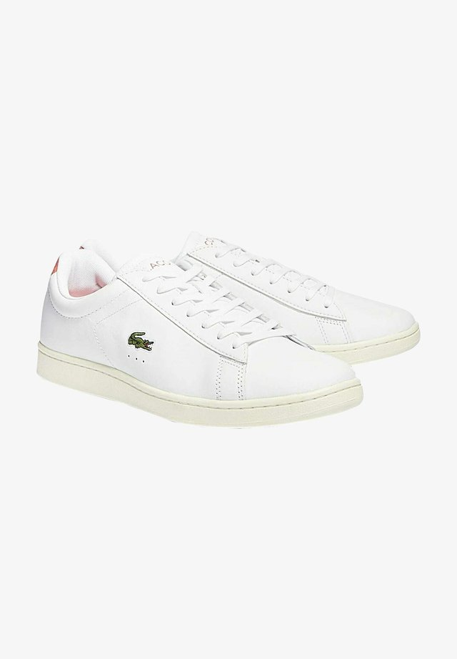 Sneakersy niskie - wht/pnk