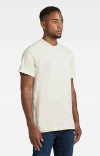 G-Star - T-shirt basic - whitebait - 1