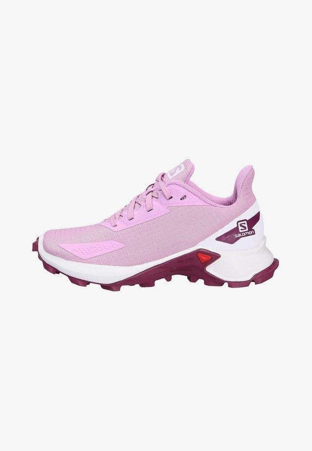 Sneakers laag - rosa/pink