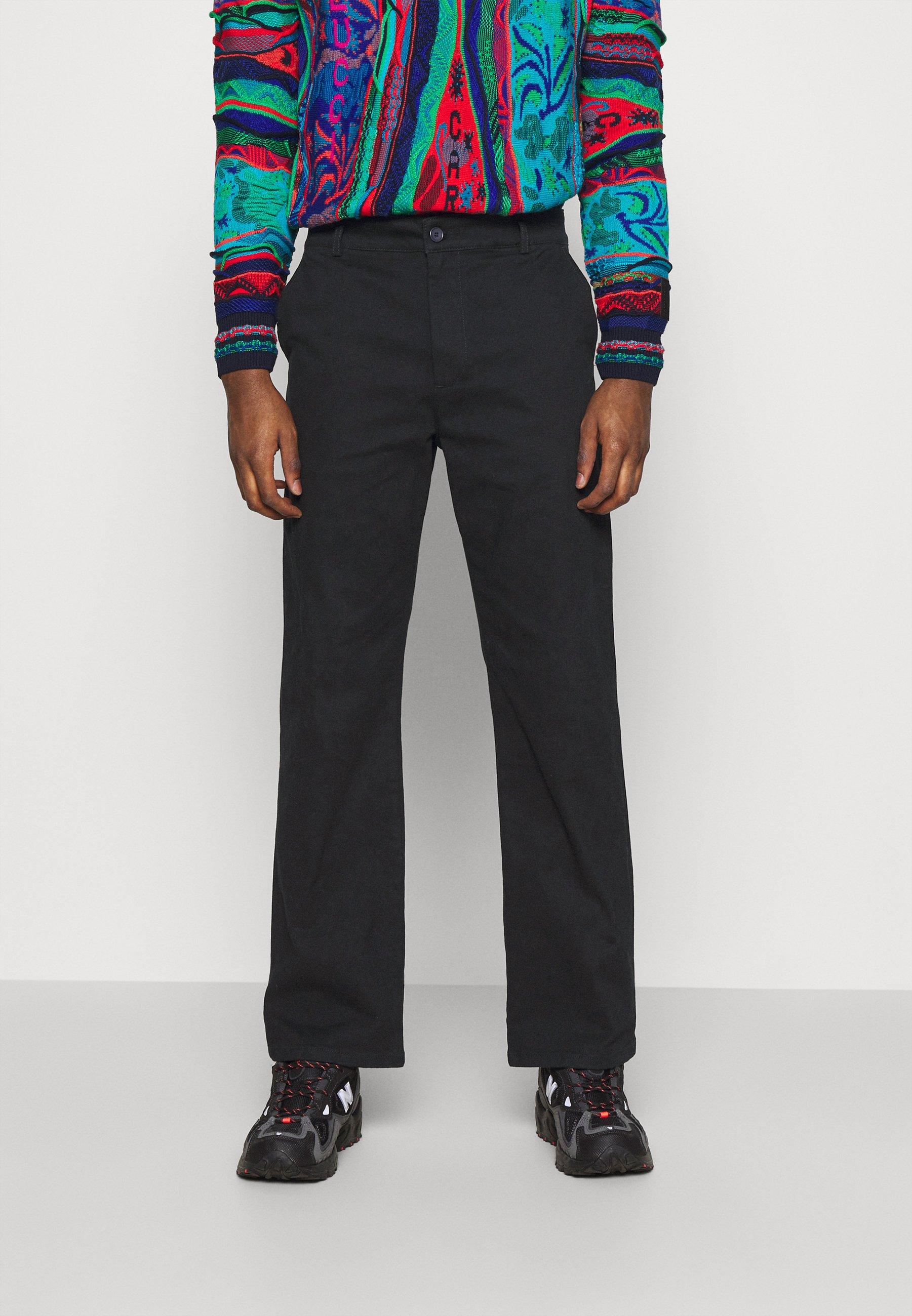 Homme FRONT CREASE PANTS - Pantalon classique