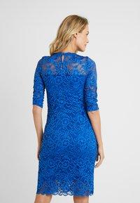 MAMALICIOUS - MLMIVANA DRESS - Vestido de cóctel - nautical blue - 3