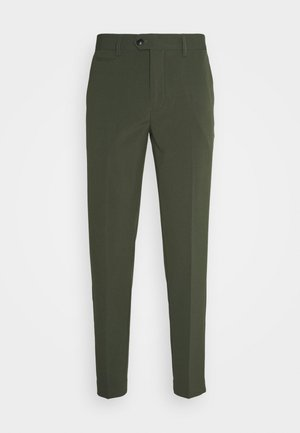 CLUB PANTS - Broek - army
