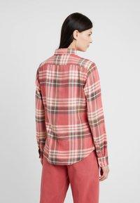 Polo Ralph Lauren - Button-down blouse - red/navy - 2