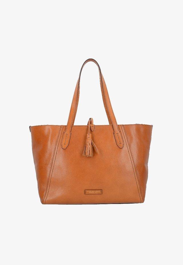 FLORENTIN - Shopper - brown