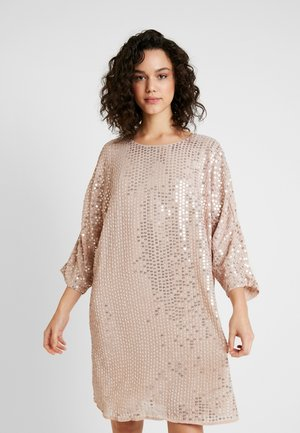 Cocktail dress / Party dress - pink light
