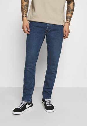 LARSTON - Slim fit jeans - softmatic blue