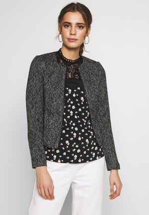ONLTIPPIE MAYA SHORT JACKET - Summer jacket - black