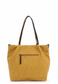 Emily & Noah - ELKE - Shopping bag - yellow - 1