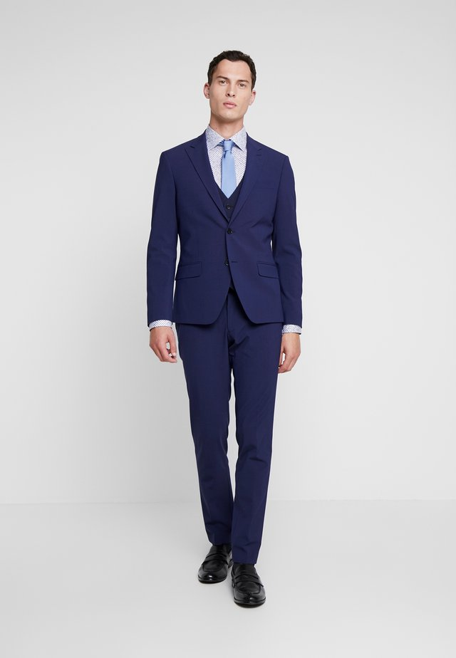 DREJER JEPSEN SUIT - Puku - dress blue