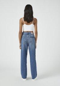 PULL&BEAR - Jeans straight leg - blue - 2