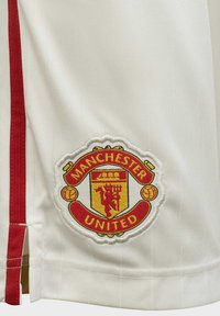 adidas Performance - MANCHESTER UNITED  HEIM - Sports shorts - white - 3