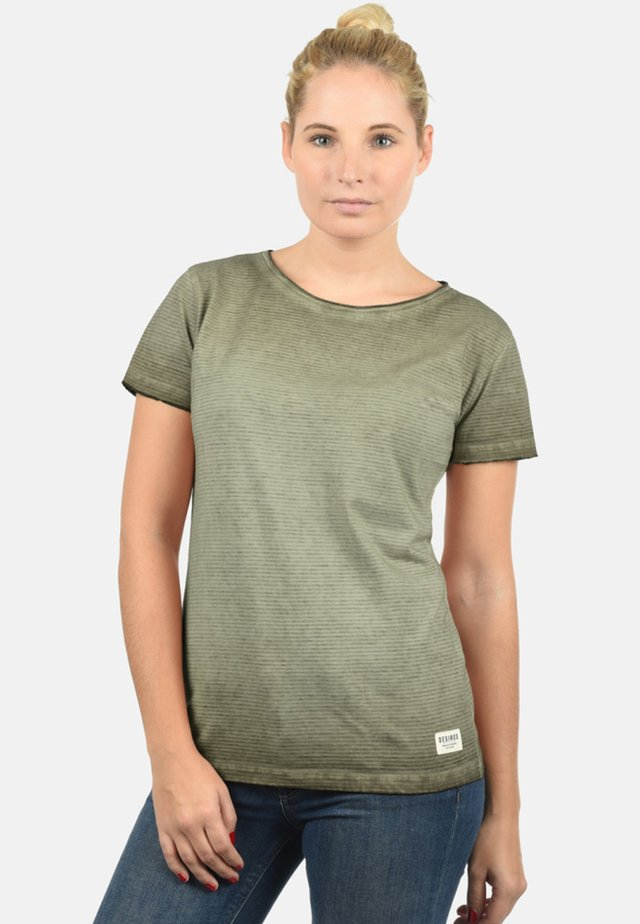 KARIN - T-shirt print - light green