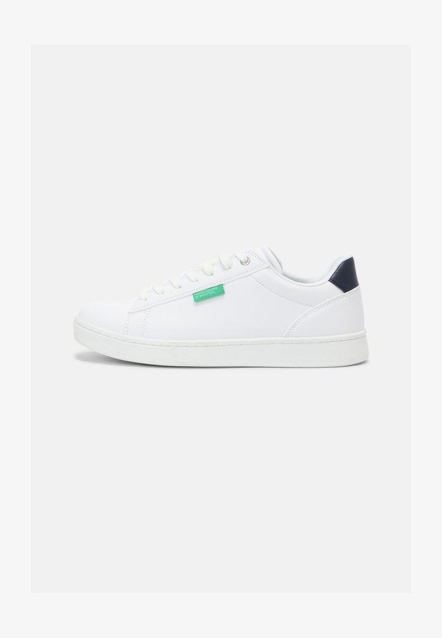 LABEL - Sneakers basse - white/deep