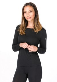 super.natural - Sports shirt - black - 0
