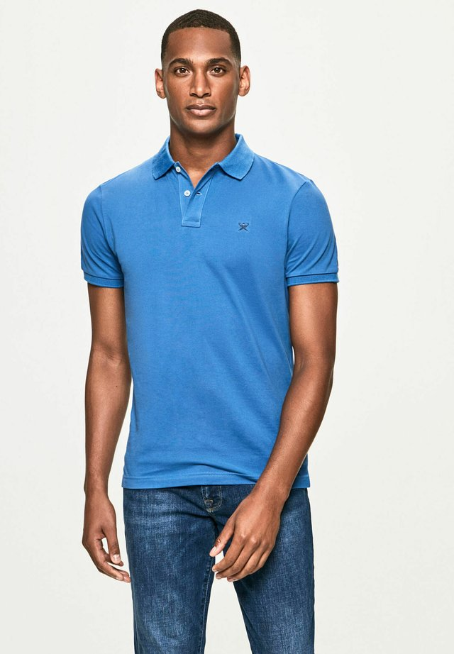 Polo - azure blue