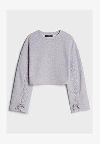 Bershka - Sweatshirts - light grey - 0