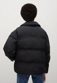 Mango - SAKURA - Winter jacket - schwarz - 2