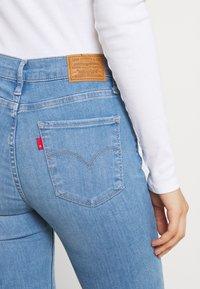 Levi's® - 720 HIRISE SUPER SKINNY - Jeans Skinny - eclipse moon - 5