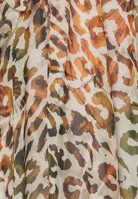 Guess - Áčková sukně - natural - 2