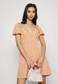 Fashion Union - COMBARRO DRESS - Day dress - brown - 3