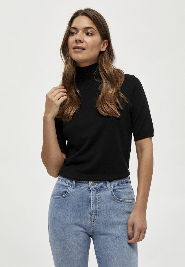 LIMA  - Stickad tröja - black