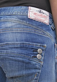 Herrlicher - PIPER SLIM - Slim fit jeans - bliss - 5