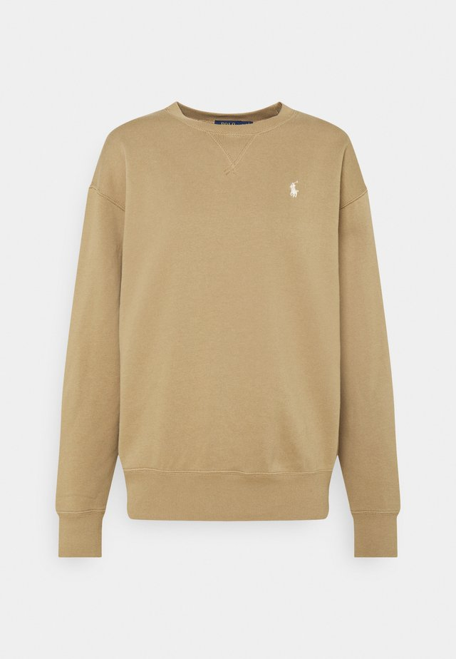 SEASONAL - Sweatshirt - boating khaki