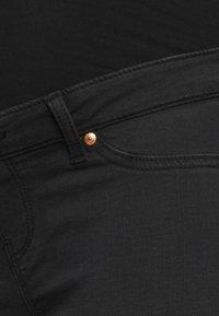 Lindex - TOVA SOFT  - Jeans Skinny Fit - black - 5
