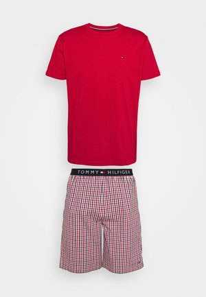 ORIGINAL SHORT SET  - Pyjamas - red