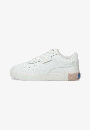 CALI KIDS - Sneakers laag - puma white-lotus