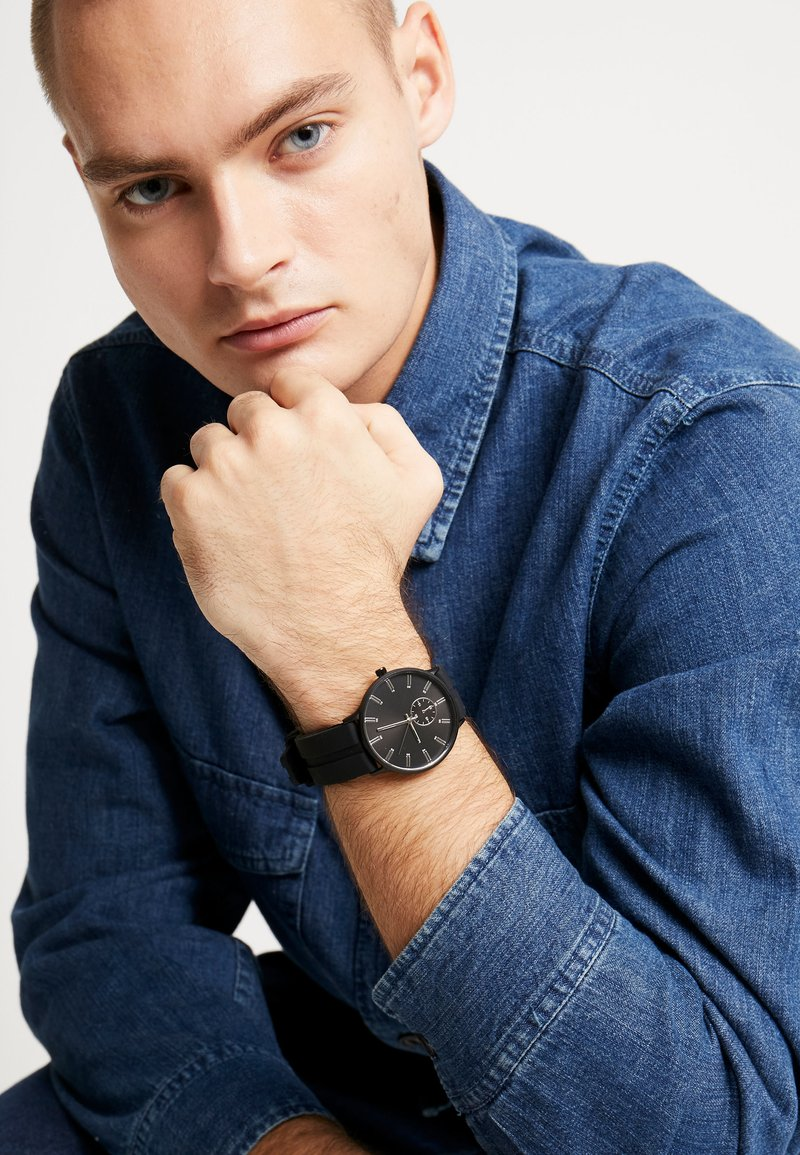 Burton Menswear London - Watch - black