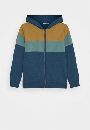NKMLERIK  - Zip-up hoodie - gibraltar sea