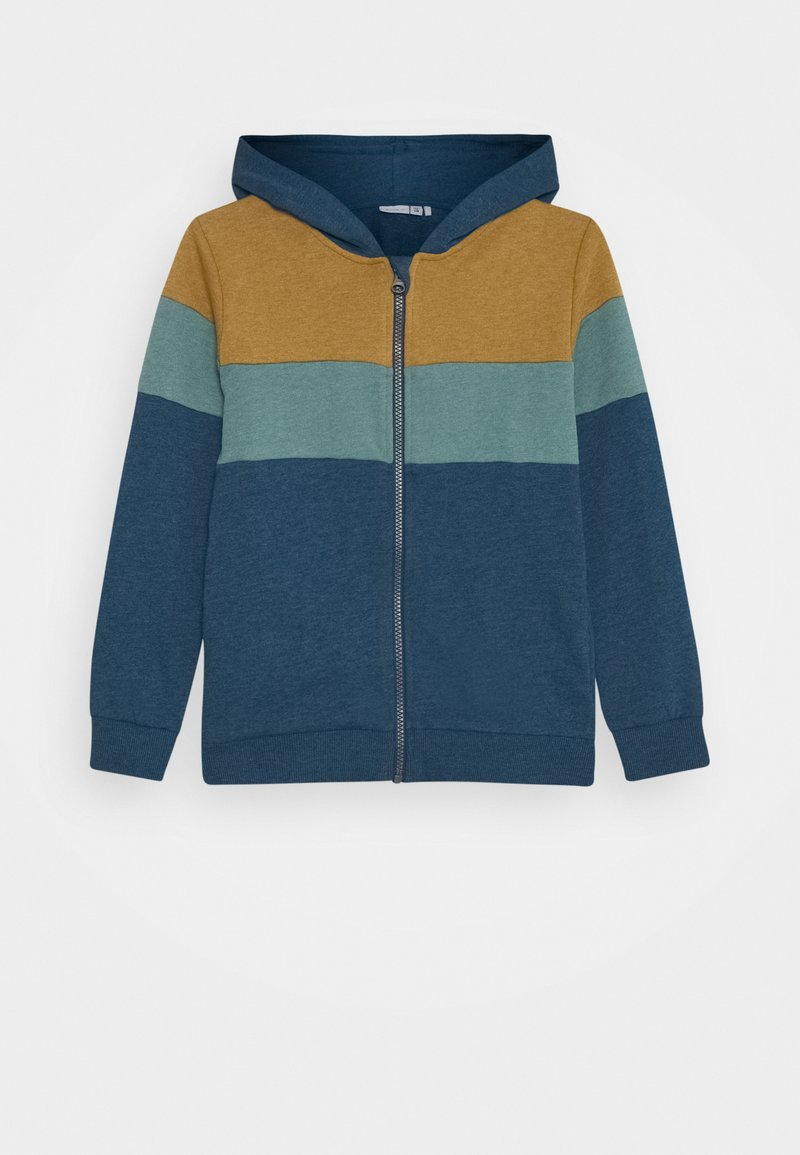 Name it - NKMLERIK  - Sweatjacke - gibraltar sea