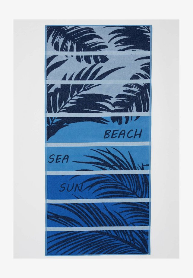 Toalla de playa - blue