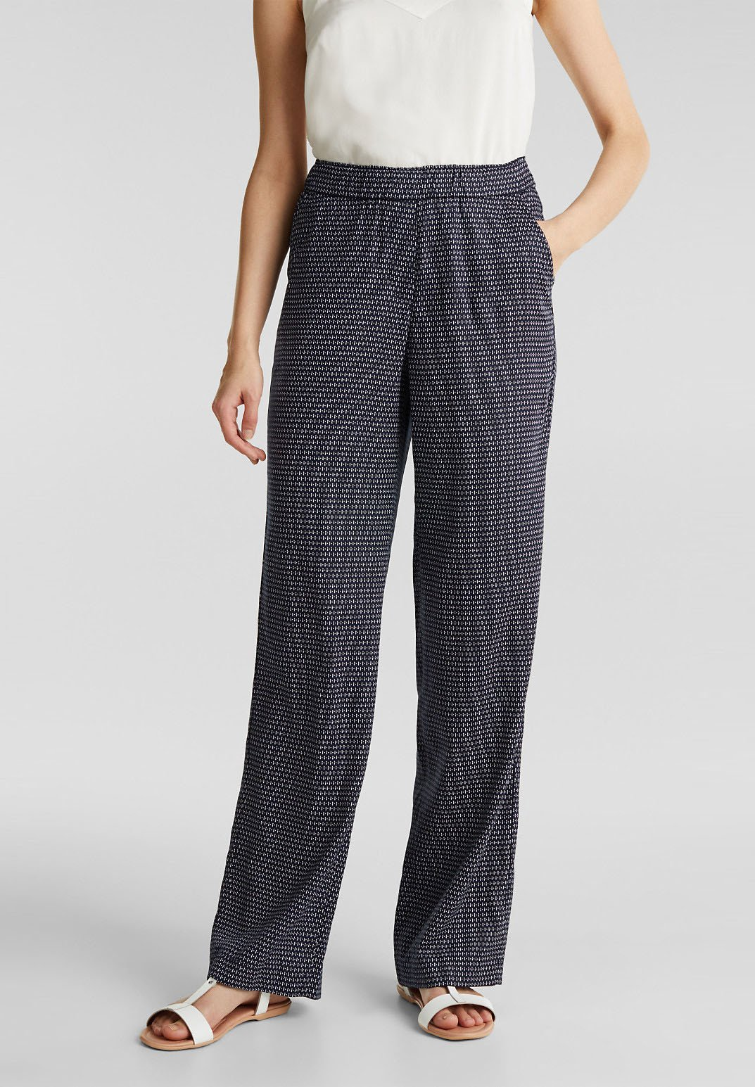 Femme FASHION PANTS - Pantalon classique