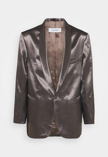 PARKER TUXEDO - Blazer jacket - smoky quartz