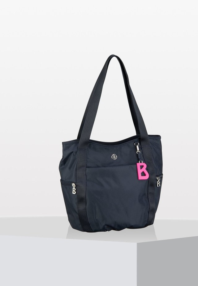 VERBIER  - Tote bag - dark blue