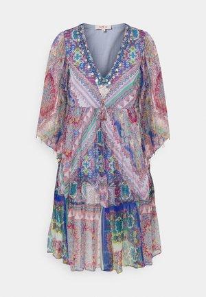 SIOUX DRESS - Day dress - blue