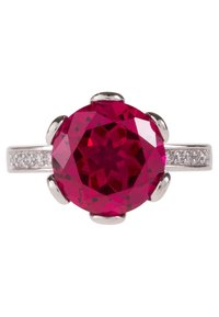 Caï - Ring - dark ruby - 4