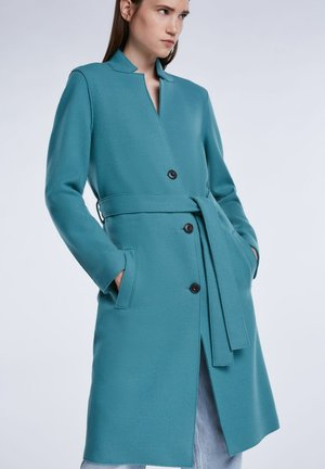 Classic coat - spearmint