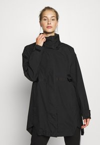 adidas Performance - URBAN RAIN - Parka - black - 0